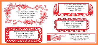 9 printable address labels marital settlements information