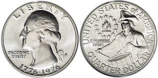 1776 to 1976 quarter 1976 s silver washington quarter value 1776 1976 dual date