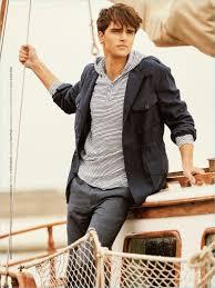 pepe barroso silva sets sail in nautical style for men u0027s health
