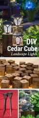 15 easy and creative diy outdoor lighting ideas tutorials