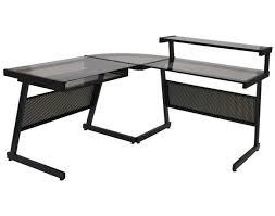 desks z line designs tv mount z line designs khloe l desk z line