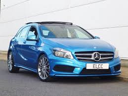 used 2013 mercedes benz a class 1 8 a200 cdi amg sport 7g dct 5dr
