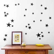 Decoration Star Wall Decals Home by 39pcs Lot Diy Star Wall Stickers Five Pointed Star Removable Home