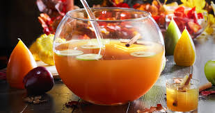 bacardí friendsgiving rum punch chilled magazine