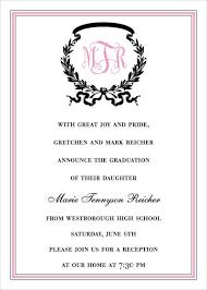 graduation party invitation wording themes printable graduation party invitation wording in