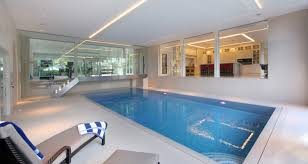 Indoor Swimming Pool At Home Indoor Swimming Pool Gives More House Swimming Pool Design
