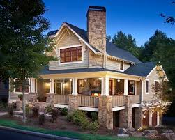 Craftsman Style House Plans With Wrap Around Porch Best 25 Craftsman Style Houses Ideas On Pinterest Craftsman