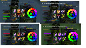 Deuteranopia Color Blindness Dota U0027s Colorblind Mode Is Rather Lacking Please Update It Similar