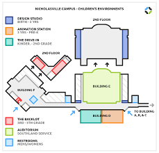 Southland Floor Plan by Southland U0027s Children Ministry