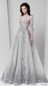 evening gowns 57 best silver wedding dresses suits images on