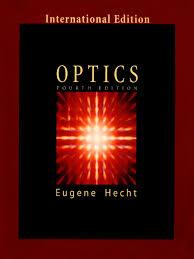 hecht e zajac optics 4th ed 2003 pdf
