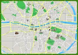 Chicago Walking Map by Maps Update 21051488 Tourist Map Of Dublin U2013 Filedublin