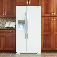 cabinet depth refrigerator lowes counter depth refrigerator lowes whirlpool white ice refrigerator