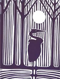 Heron Meaning by Linocut Print Ideas Ve Been Meaning To Make A Few More U201cnight