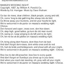 wedding dress lyric time song lyrics for 32 massas wedding