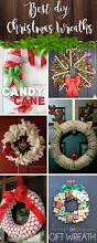 Homemade Christmas Wreaths by 35 Diy Christmas Wreaths That Are Loaded With Enchanting