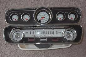 1965 mustang instrument cluster instrument panel upgrade on 1964 1966 ford mustangs mustang tech