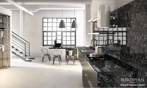 Kitchen Counters And Backsplash Here U0027s A Classy Kitchen Counter U0026 Backsplash Featuring Kosmus Blue