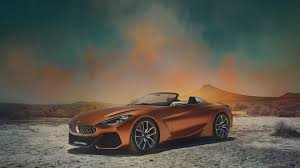 bmw z4 convertable bmw concept z4 convertible bavarian debuts at pebble
