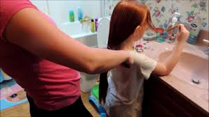 15 year old hair cut my 6 year old daughter getting her hair cut for the first time