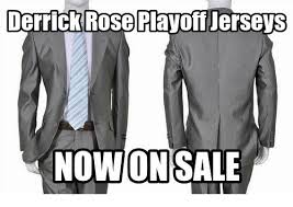 Derrick Rose Jersey Meme - derrick rose playoff jerseys now on sale derrick rose meme on me me