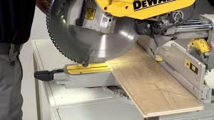 Cutting Laminate Flooring With Miter Saw Installing Laminate Flooring How To Install Laminate Around
