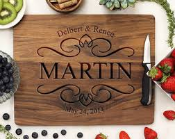personalized cutting board personalized cutting board custom cutting board engraved