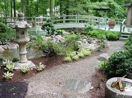 Japanese Garden Landscaping Ideas Decor Of Yard And Garden Decor Backyard Japanese Garden Design