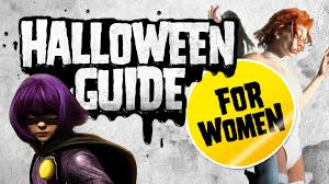 women u0027s halloween movie costume guide 2013 hd youtube