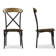 Wood Dining Chairs Home Design Beautiful Metal And Wood Dining Chair Frame Chairs 2