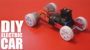 how to make a battery powered toy car diy electric car youtube