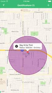 android geofence geofencing tutorial with location