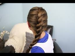 cute girl hairstyles how to french braid how to diy twisted rope braid hairstyle rope braid french twists