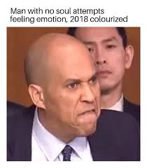 Cory Booker Meme - political memes can be unstable and flame war inducing but cory
