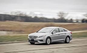 hyundai sonata performance 2017 hyundai sonata in depth model review car and driver