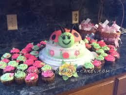 ladybug baby shower baby shower cake