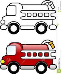 fire truck applique pattern emergency vehicle applique template