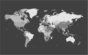 World Map Us by Maps Wallpaper