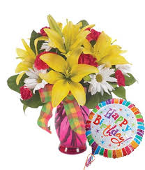 birthday bouquet and bright birthday bouquet at from you flowers