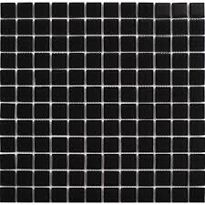 black glass tiles for kitchen backsplashes wholesale black glass mosaic tiles kitchen backsplash