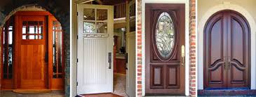 Wood Exterior Door Exciting Outdoor Wooden Doors Photos Ideas House Design