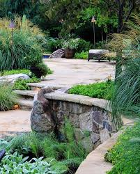 Retaining Wall Patio Design Mclean Virginia Landscape Patio Design Retaining Walls Walkways