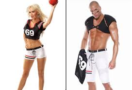 Football Halloween Costumes Straight Women Guys Approach Halloween