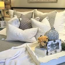 bedding throw pillows throw pillows white and grey neutral bedding layers