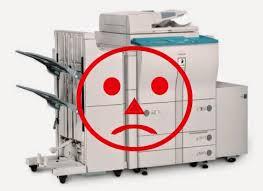 Mesin Fotokopi Rusak penyebab kenapa mesin fotocopy mati total mesin fotocopy