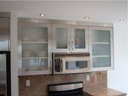 kitchen ideas combining wood and metal kitchen cabinets metal