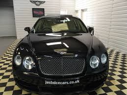 black bentley sedan used bentley continental flying spur 6 0 w12 4dr auto for sale in