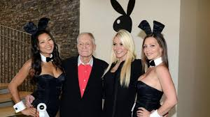 Hugh Hefner Playboy Bunny Halloween Costume Hugh Hefner Crystal Harris Engaged Marriage License