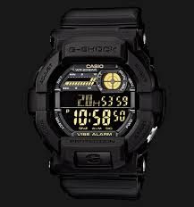 Jam Tangan G Shock Pertama casio g shock gd 350 1bdr digital black resin