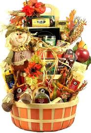 fall harvest gift basket fall harvest gift and basket ideas